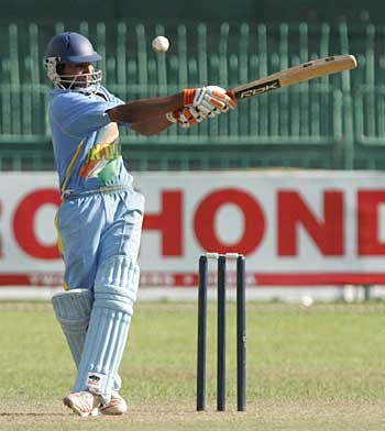 Rohit In Under-19 World Cup