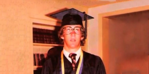 Aubrey McClendon Childhood Images