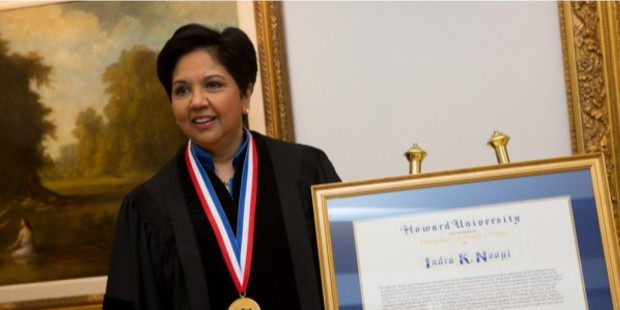 Indra Nooyi at Howard University