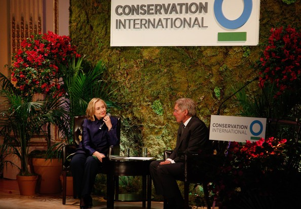 Harrison Ford at Conservation International 16th Annual New York Dinner