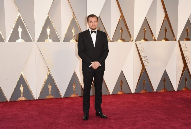 Leonardo DiCaprio at event of The Oscars