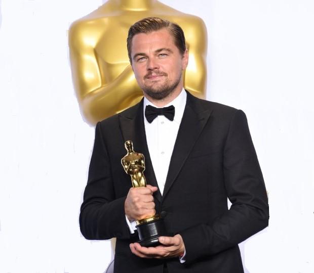 Leonardo DiCaprio Won Oscar Award