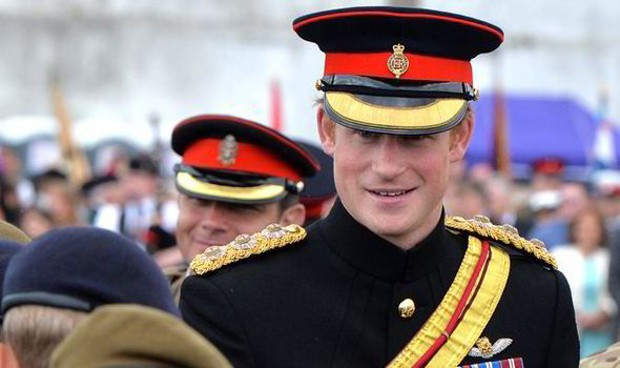 Prince Harry Apache Gunship Helicopter Pilot