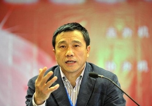 Sun Guangxin At Speaking