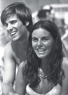 Walter Moreira Salles With Marcia Braga