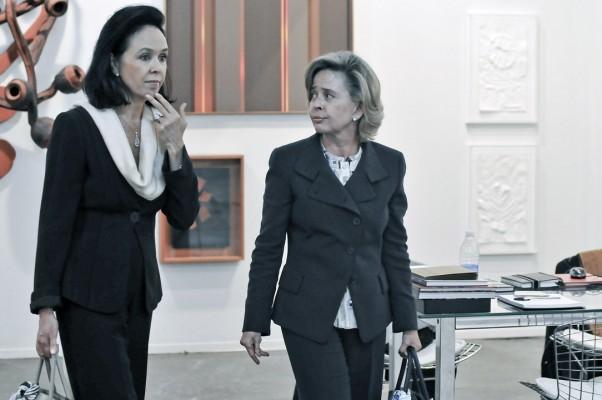 Renata Camargo Nascimento and Rosana Camargo de Arruda Botelho