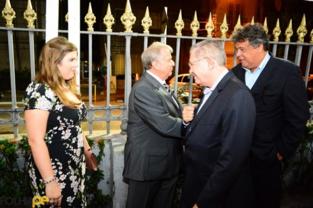 Walter Faria With Joaquim Nabuco