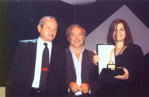 Nassef Sawiris at Gala Ceremony