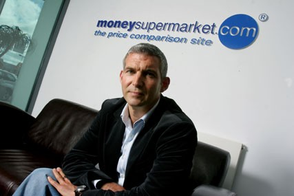 Simon Nixons At His Ofiice Moneysupermarket.com