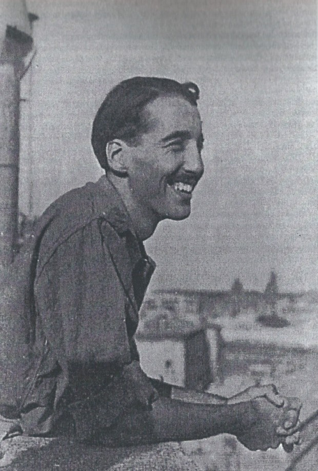 Christopher Lee As Flying Officer