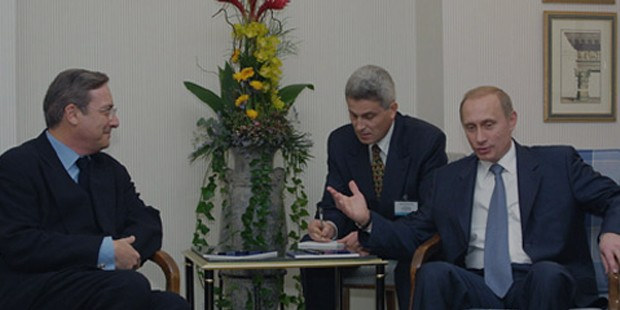 Spiro Latsis on A Meeting With Vladimir Putin
