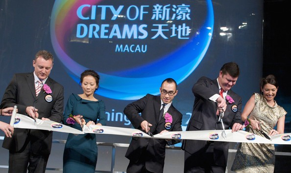 Opening Of Casino At City Of Dreams