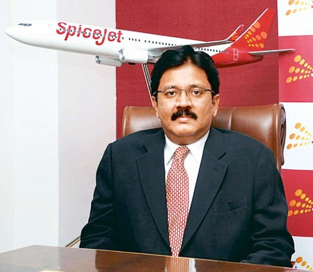 SpiceJet is promoted by media baron Kalanithi Maran
