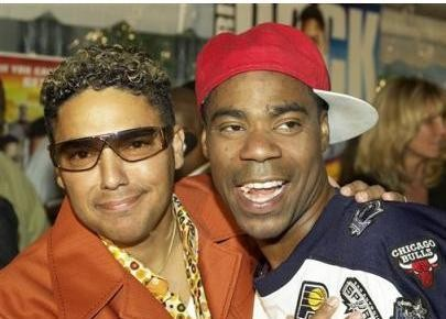 Nicholas Turturro and Tracy Morgan