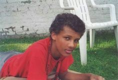 Stromae as a Teenager