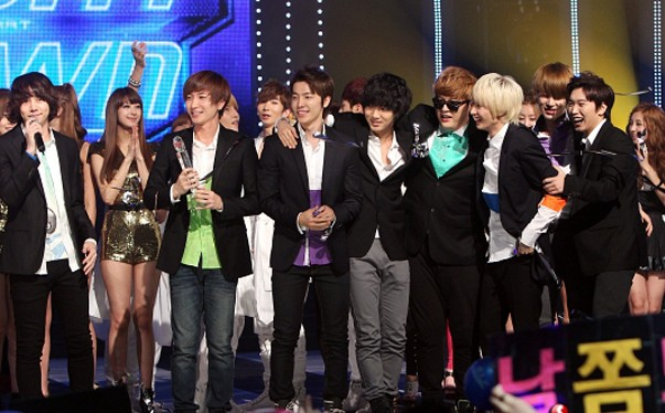 Super Junior At TV Show