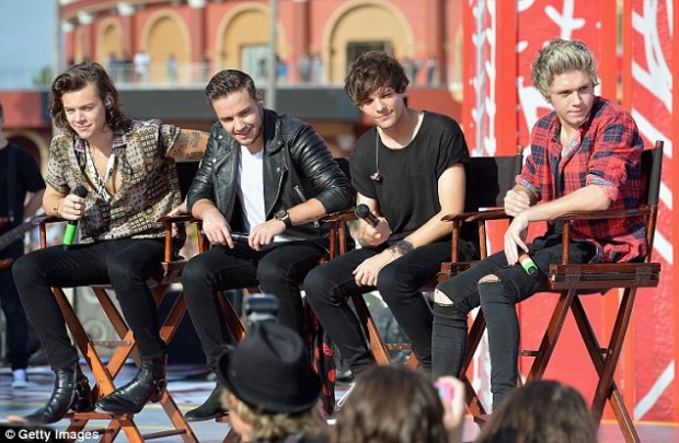 One Direction  At Fan meet