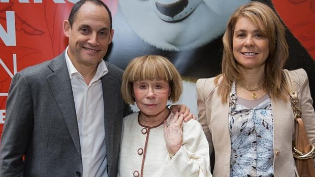 Raphael Geminder, Jeanne Pratt & Fiona Geminder