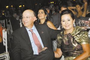Regina de Camargo At Event
