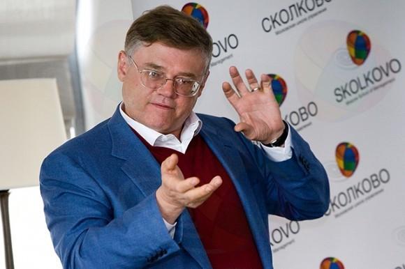 Alexander Abramov Discusion At Skolkovo