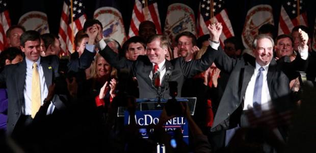Bob McDonnell winning Presidency