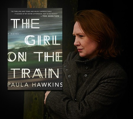 Paula Hawkins Book - The Girl On The Train