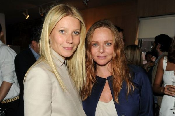 Gwyneth Paltrow with Stella