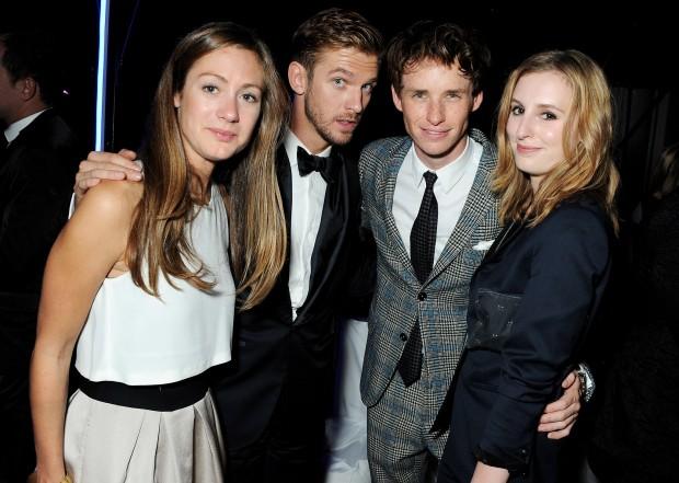 Former Downton Abbey Star Dan Stevens Reunited his costar Laura