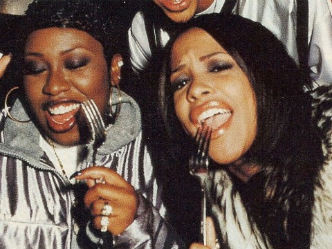 Aaliyah With love Missy