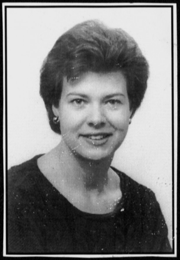 Tammy Baldwin in 1988