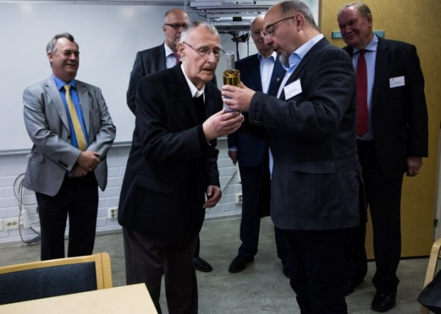 Kamprad With Russian Entrepreneurs go Barents