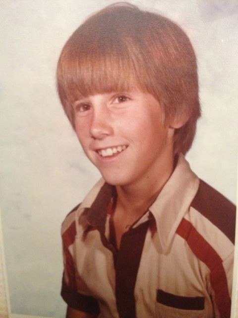Nicholas Charles Sparks Childhood