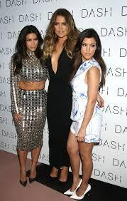 Kim, Khloe, & Kourtney Kardashian