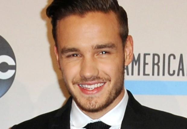Liam At American Music Awards