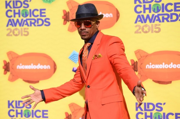 Nick Cannon At Event Of Nickelodeon Kids' Choice Awards