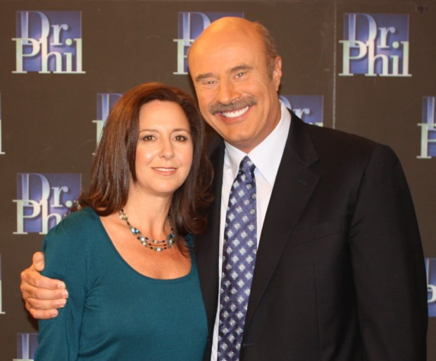 Dr. Phil And  Jessica Gottlieb