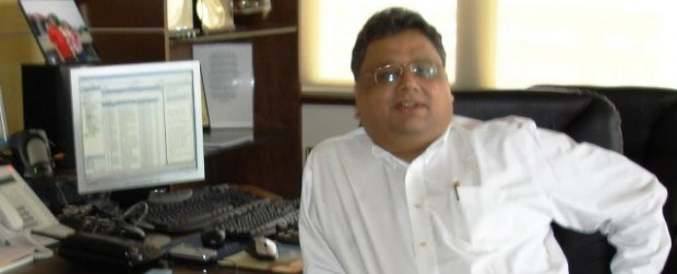 Rakesh Jhunjhunawala Latest Photo