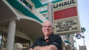 Mark Shoen Son of U-Haul Company Founder