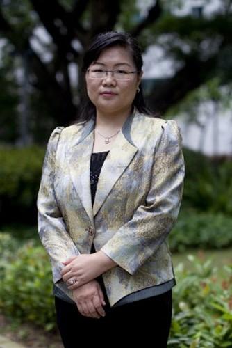 Zhang Shiping Eldest Daughter