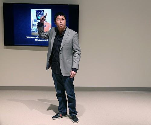 Wayne Chang at Speech