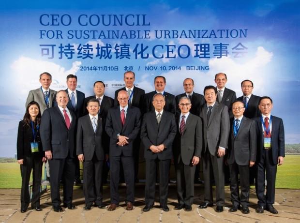 Liang Xinjun at Ceo Council