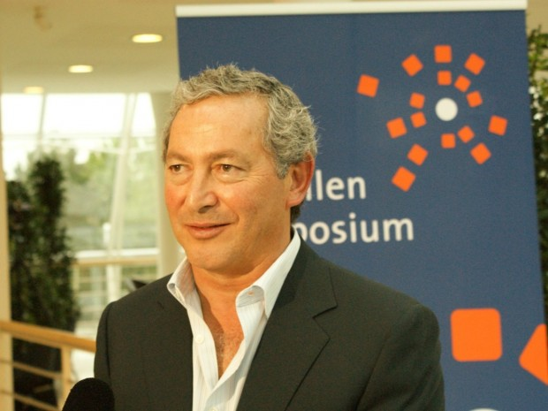 Nassef Sawiris at International Students' Committee