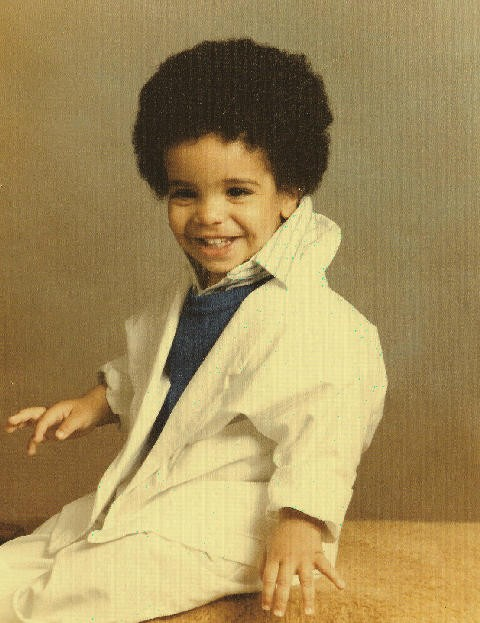 Drake Childhood Picture