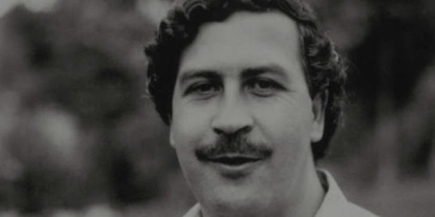 Pablo Escobar In his Early Age