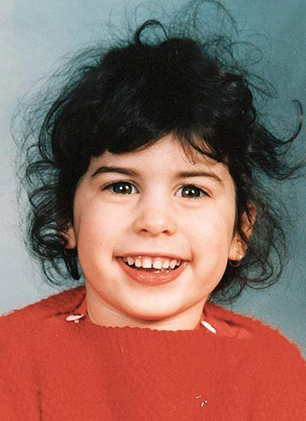 Amy Winehouse  At Childhood Age