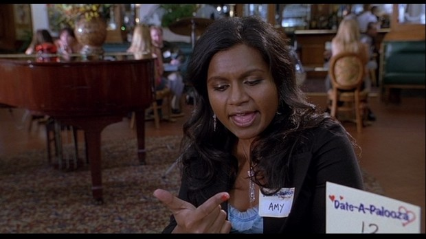 Mindy Kaling Mindy in The 40 Year Old Virgin
