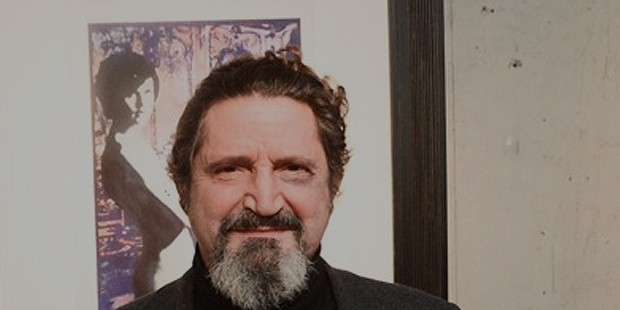 Philip Niarchos At His Art Gallery