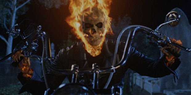 Ghost Rider was a major box office hit of his career