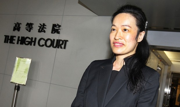 Sammy Tak Lee Wife  Tsang Chiu-wing