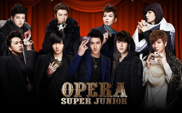 Opera Super Junior